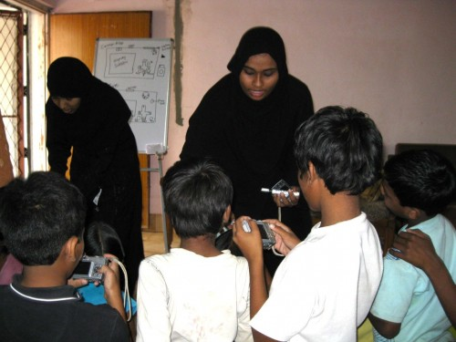 Empowering Local Women through Technology Training:  A Sustainable Income-Generating Model in Hyderabad, India