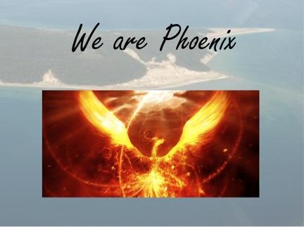 Figure 10. Phoenix rising.