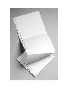 IBM 360 Fanfold Paper
