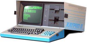 Kaypro II Computer